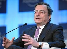 """Economia europea, Draghi: """"Ora unione bancaria e riforme per la crescita"""""""
