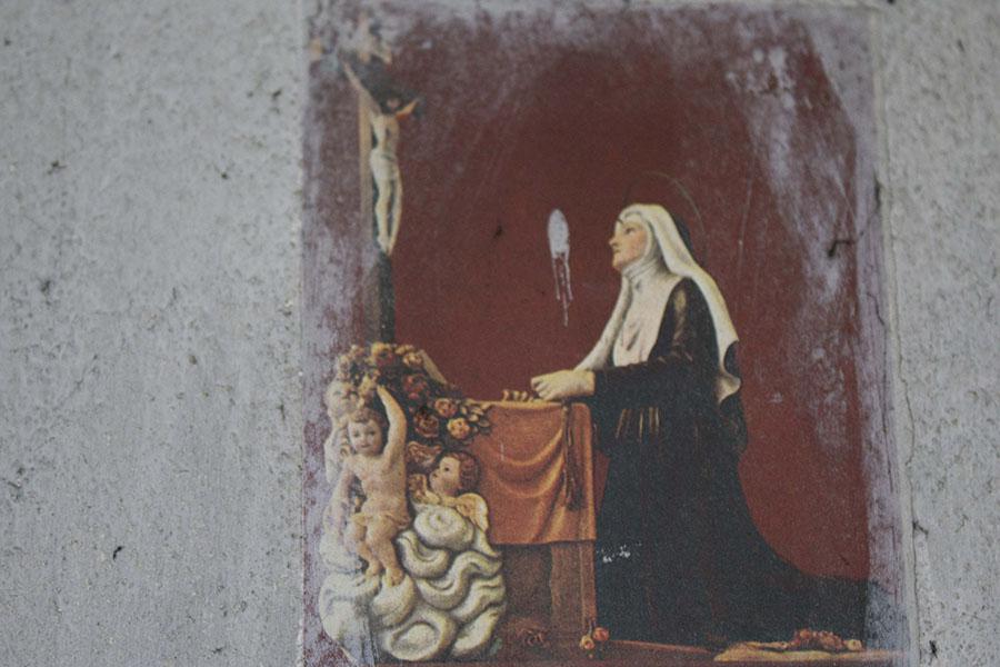 Capergnanica alla riscoperta dell'arte religiosa campestre
