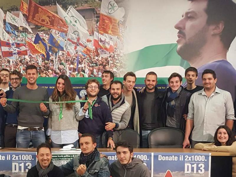 Chiamateci pure Salvini boys