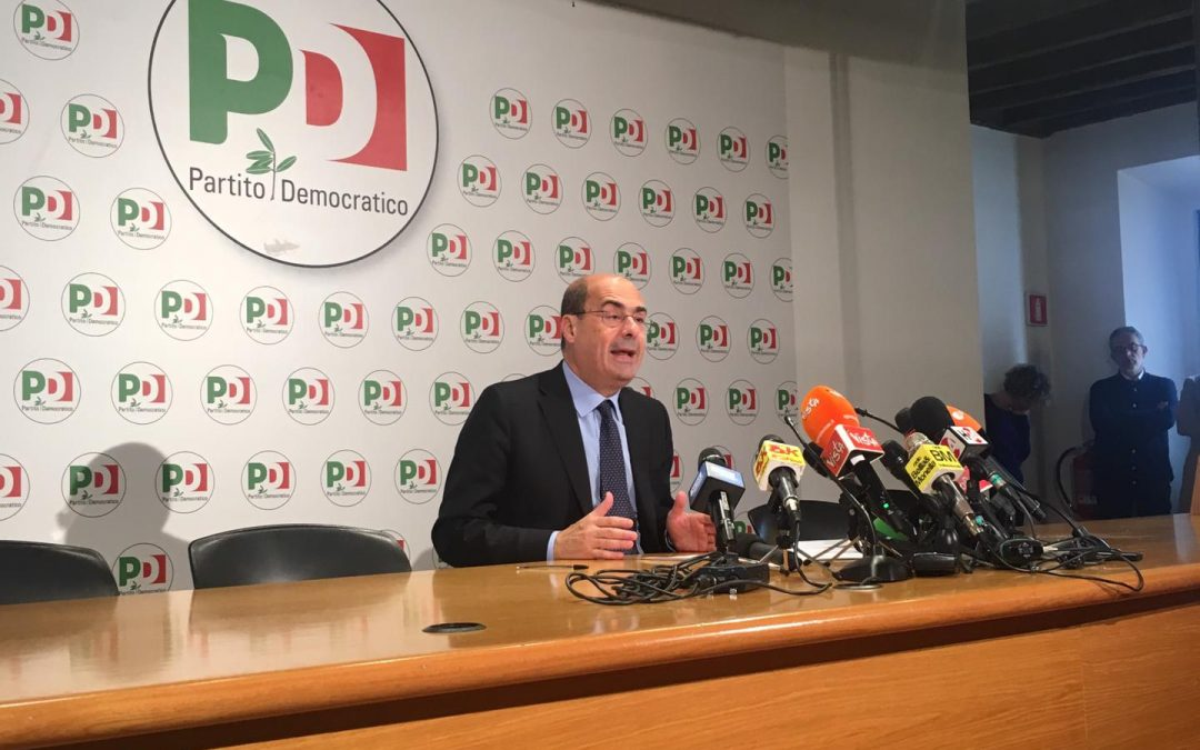 """La rimonta del Pd, secondo partito d'Italia: """"Noi unico argine alla destra"""""""
