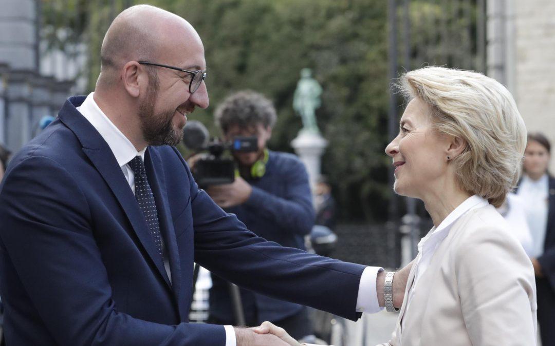Accade a Bruxelles:  ecco le regine e i re della nuova Europa