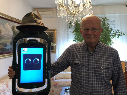 Nonni e robot