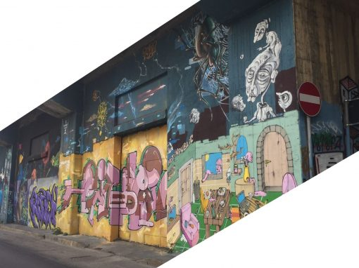 La street art è morta. Viva la street art!