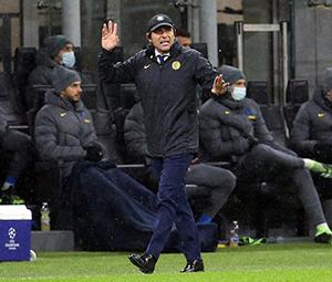 Conte Inter Champions League eliminazione Shakhtar