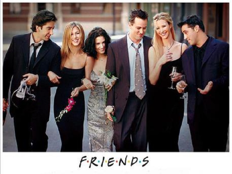 Friends, la reunion-evento a 17 anni dall'ultima puntata
