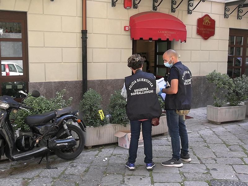 Palermo: spari alla Vucciria, ucciso 26enne