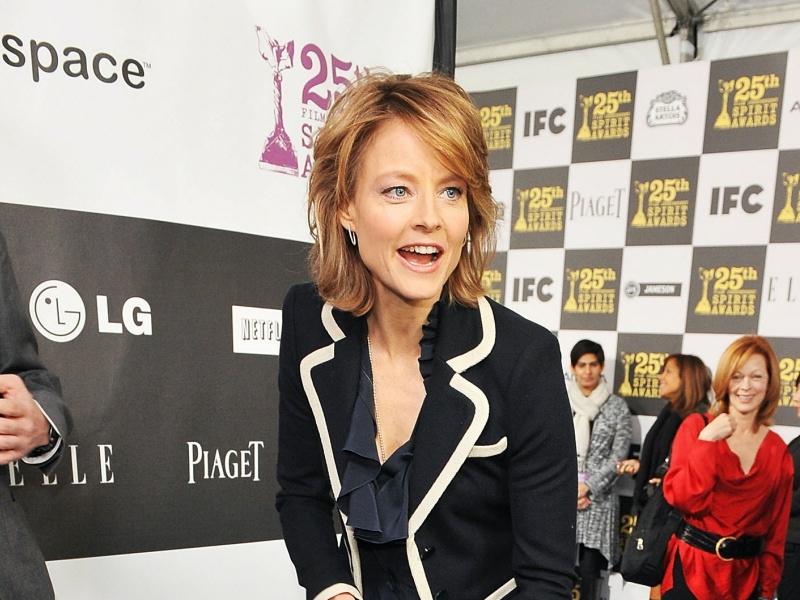 Cannes 2021: Palma d'oro alla carriera per Jodie Foster