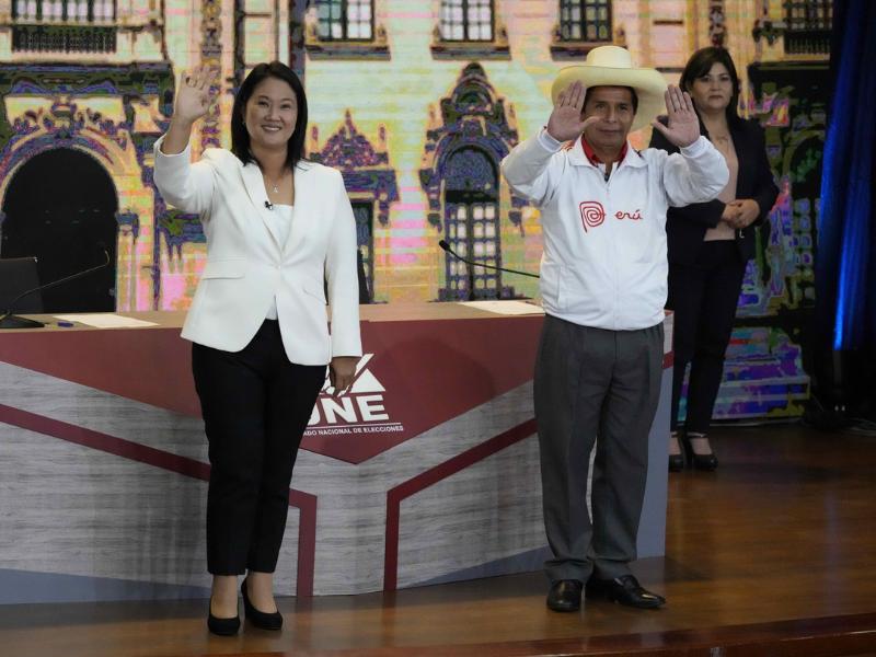 Elezioni Perù: Fujimori chiede l'annullamento di 200 mila schede «per irregolarità»