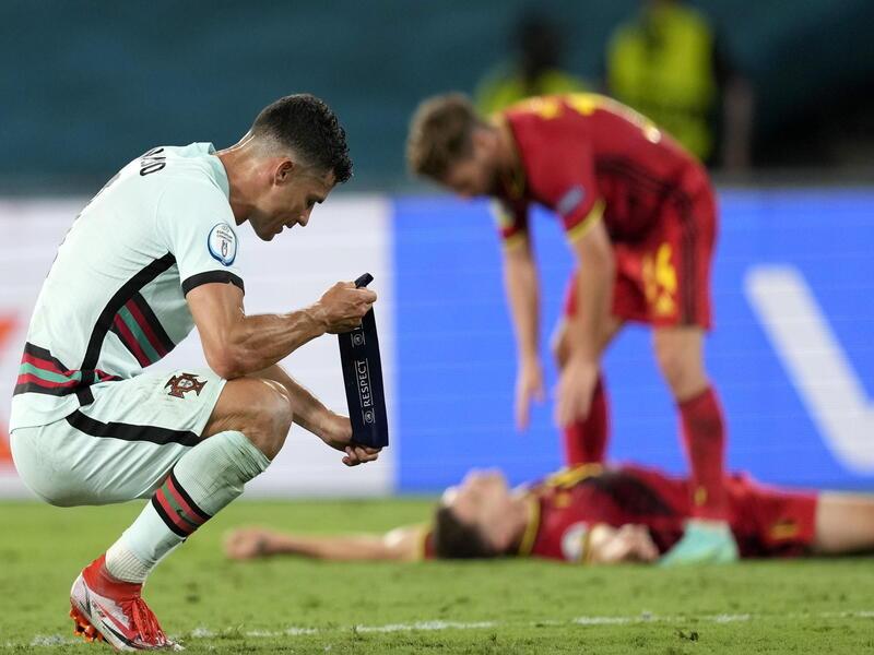 Europei, la caduta dei giganti: fuori Olanda e Ronaldo