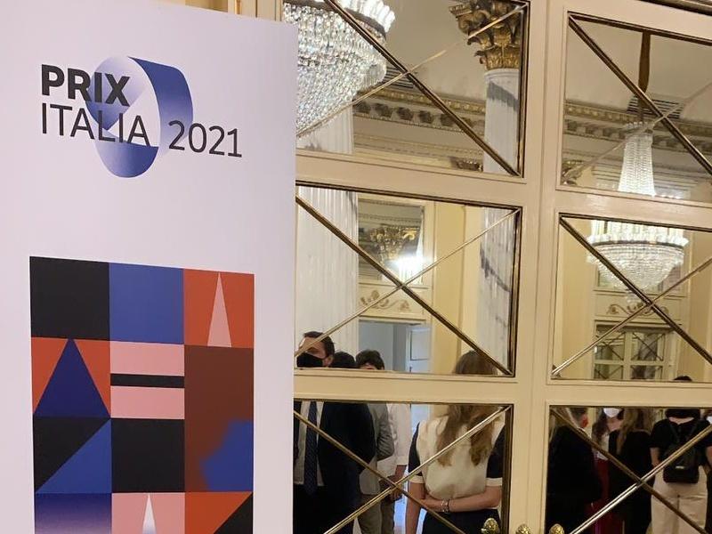 Inaugurazione Prix Italia, Sala «Connubio tra Rai e Milano»