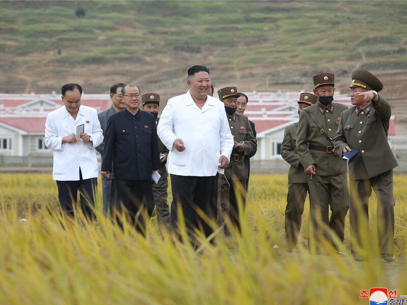 Kim Jong-Un ammette: «Produzione agricola in crisi». La Fao teme la carestia