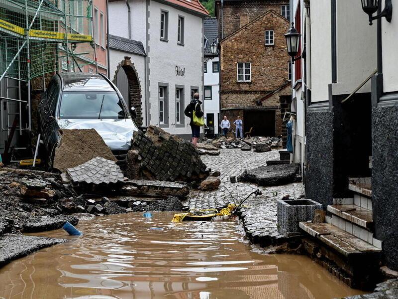 Maltempo, flagellato il Nord Europa: più di 100 morti e 1000 dispersi
