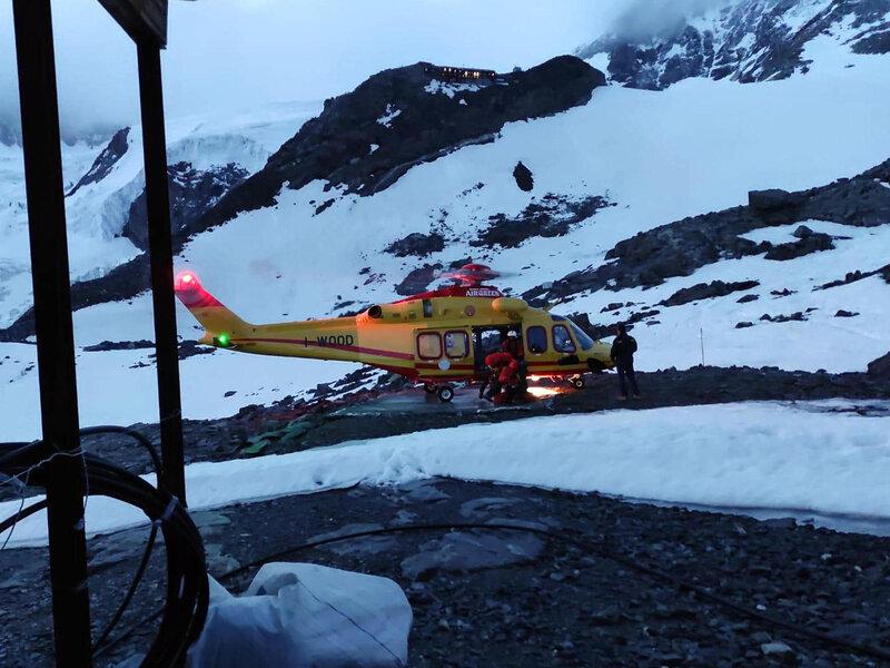 Monte Rosa, morte assiderate due giovani alpiniste sorprese da una bufera