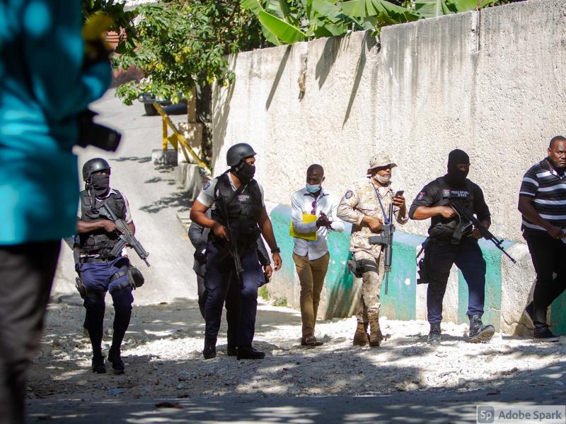 Haiti, ucciso il presidente: ammazzati quattro presunti assassini, due arresti