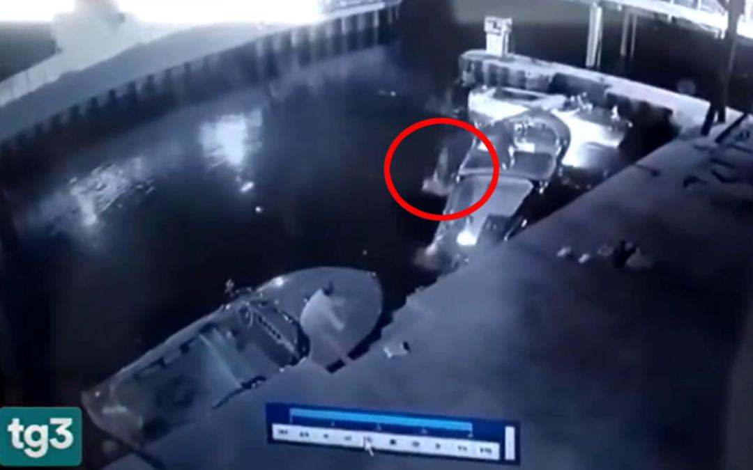 Incidente sul lago di Garda, arrestato il turista tedesco alla guida del motoscafo
