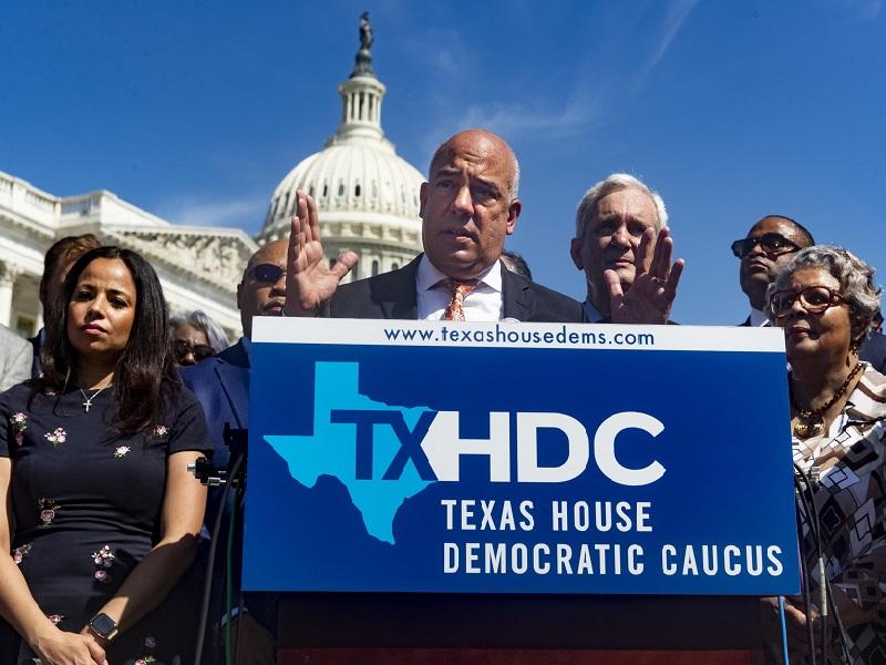 Texas, scontro sul diritto di voto. Dem in fuga a Washington, il governatore: arrestateli