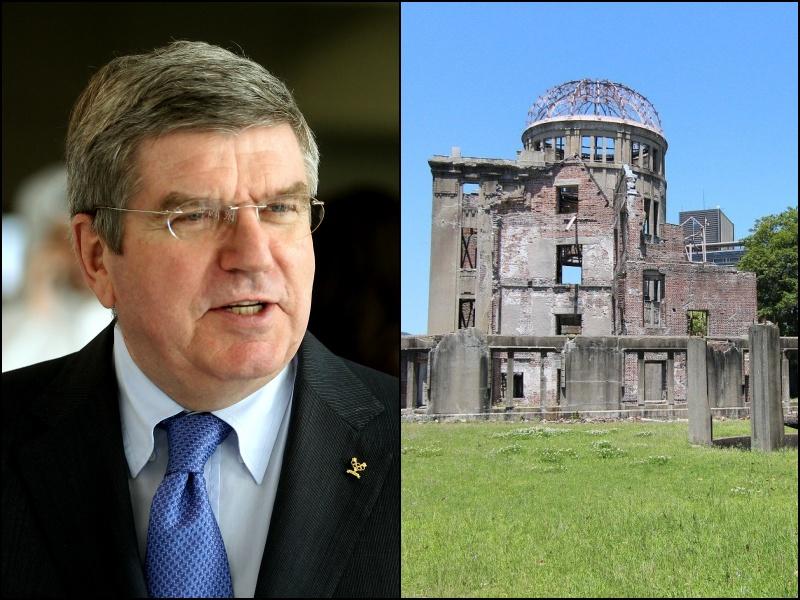 Olimpiadi, Hiroshima contro la visita di Thomas Bach: «Disonorerebbe i sopravvissuti»