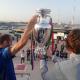 La coppa è a Roma: il ritorno degli Azzurri dopo l'impresa di Wembley