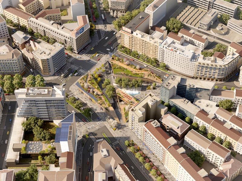 Verso il nuovo Piazzale Loreto, un futuro green fra timori e speranze / VIDEO