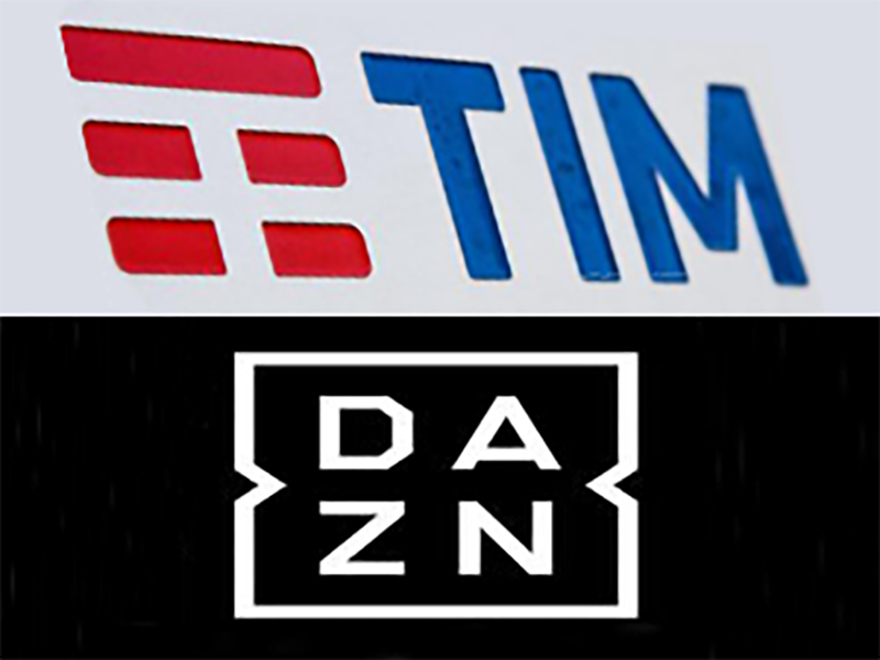 L'Antitrust indaga sull'accordo Tim-Dazn per la Serie A